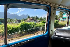 Shared Taxis in Cuba