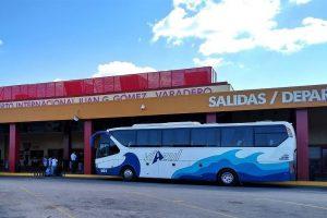 Viazul Bus Travel Cuba