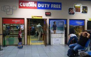Cuban Duty Free (Airport Havana)