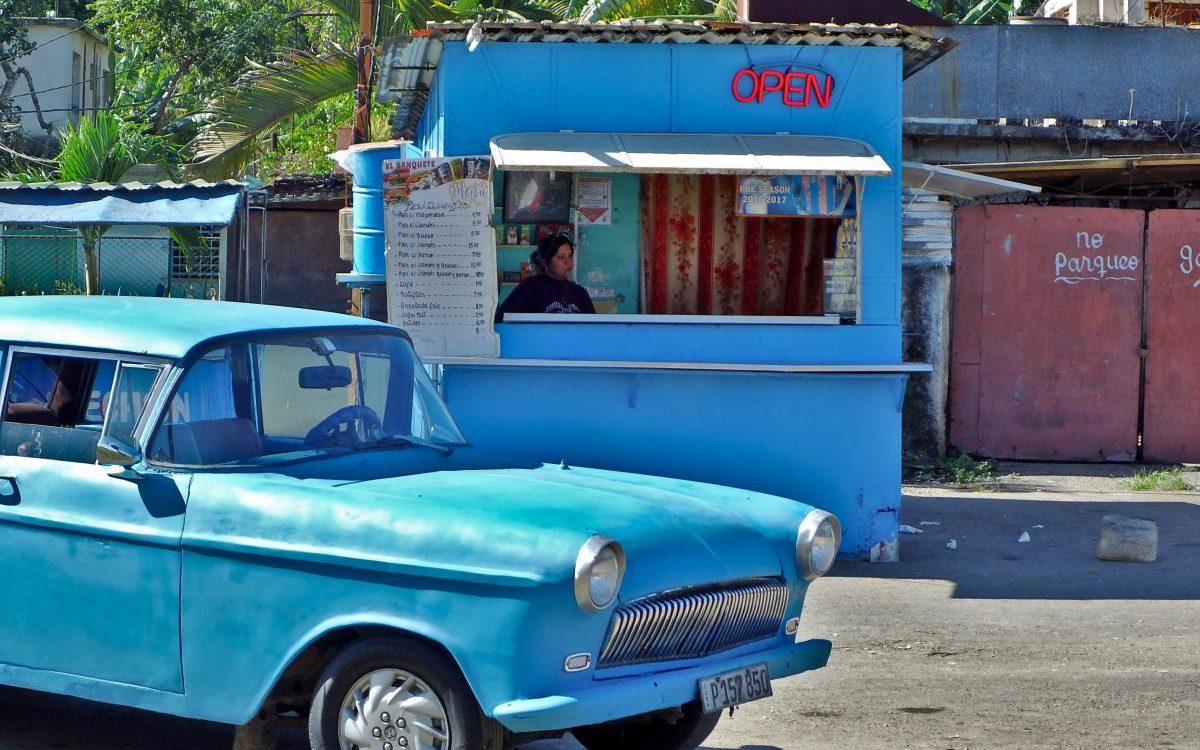 Cuban Snack Bar(2020)
