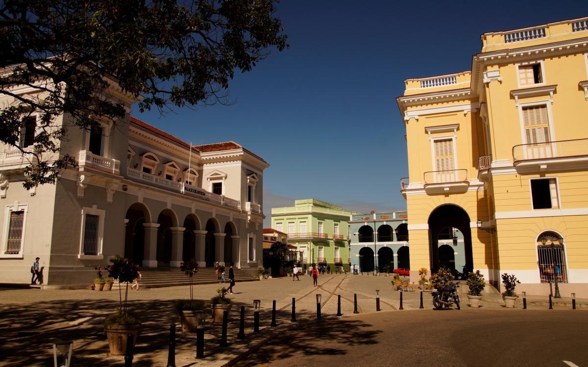 Matanzas - Plaza de La Vigia