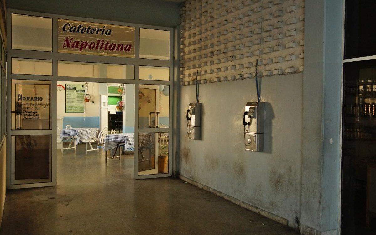 State-run Cafeteria in Cienfuegos Cuba