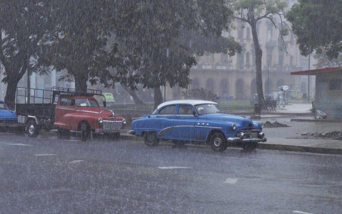 Rain Season Cuba