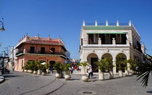 Plaza Del Gallo Camagüey