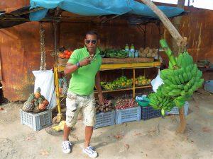 Cuban Greengrocer