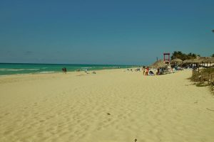 First Beach Section Varadero